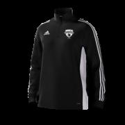 London Cricket Academy Adidas Black Junior Training Top