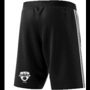 London Cricket Academy Adidas Black Training Shorts