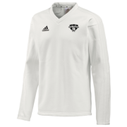 London Cricket Academy Adidas L/S Playing Sweater