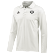 London Cricket Academy Adidas Elite L/S Playing Shirt