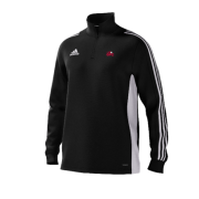 Kent Girls Cricket Academy Adidas Black Junior Training Top