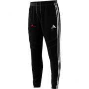 Kent Girls Cricket Academy Adidas Black Training Pants