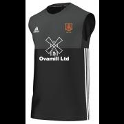 Acle CC Adidas Black Training Vest