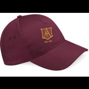 Acle CC Maroon Baseball Cap