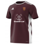 Acle CC Maroon Junior Training Jersey