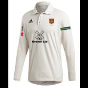 Acle CC Adidas Elite Long Sleeve Shirt