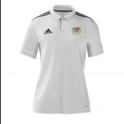 Gravesend CC Adidas White Polo