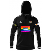 Gravesend CC Adidas Black Junior Hoody
