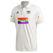 Gravesend CC Adidas Elite Junior Short Sleeve Shirt