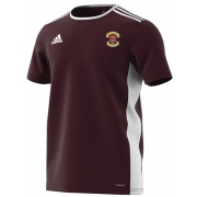Eastwood Town CC Maroon Junior Training Jersey