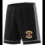 Eastwood Town CC Adidas Black Training Shorts