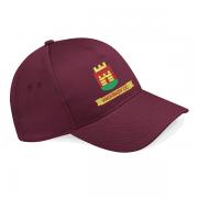 Vinohrady CC Maroon Baseball Cap
