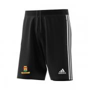 Vinohrady CC Adidas Black Training Shorts