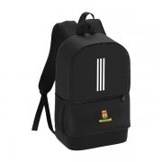 Vinohrady CC Black Training Backpack