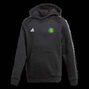 West Bergholt CC Adidas Black Junior Fleece Hoody