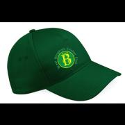 West Bergholt CC Green Baseball Cap