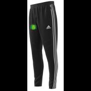 West Bergholt CC Adidas Black Junior Training Pants