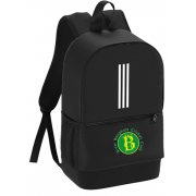 West Bergholt CC Black Training Backpack