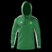 West Bergholt CC Adidas Green Hoody