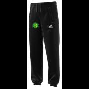 West Bergholt CC Adidas Black Sweat Pants