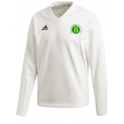 West Bergholt CC Adidas L/S Playing Sweater