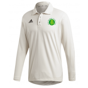 West Bergholt CC Adidas Elite L/S Playing Shirt