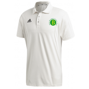 West Bergholt CC Adidas Elite S/S Playing Shirt