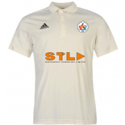 Earls Colne CC Adidas Pro Junior S/S Playing Shirt