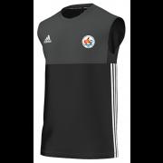 Earls Colne CC Adidas Black Training Vest