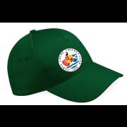 Earls Colne CC Green Baseball Cap