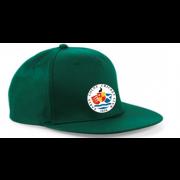 Earls Colne CC Green Snapback Hat