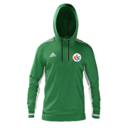 Earls Colne CC Adidas Green Hoody