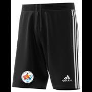 Earls Colne CC Adidas Black Junior Training Shorts