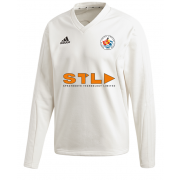 Earls Colne CC Adidas L/S Playing Sweater