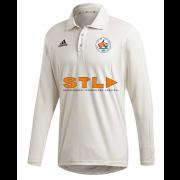 Earls Colne CC Adidas Elite L/S Playing Shirt