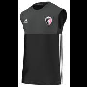 Rosaneri CC Adidas Black Training Vest