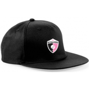 Rosaneri CC Black Snapback Hat