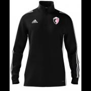 Rosaneri CC Adidas Black Zip Training Top
