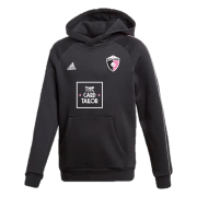 Rosaneri CC Adidas Black Junior Fleece Hoody (with sponsor)