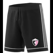 Rosaneri CC Adidas Black Training Shorts
