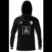 Rosaneri CC Adidas Black Hoody (with sponsor)