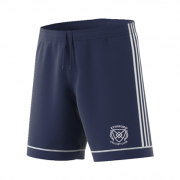 Eynsford CC Adidas Navy Junior Training Shorts
