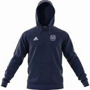 Eynsford CC Adidas Navy Junior Fleece Hoody