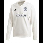 Eynsford CC Adidas Elite Long Sleeve Sweater