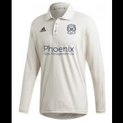 Eynsford CC Adidas Elite Long Sleeve Shirt
