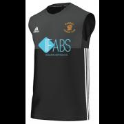 Ramsey CC Adidas Black Training Vest (new)