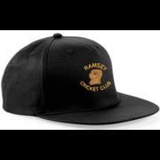 Ramsey CC Black Snapback Hat