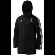 Ramsey CC Black Adidas Stadium Jacket