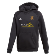 Ramsey CC Adidas Black Junior Fleece Hoody (new sponsor)