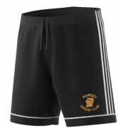 Ramsey CC Adidas Black Training Shorts